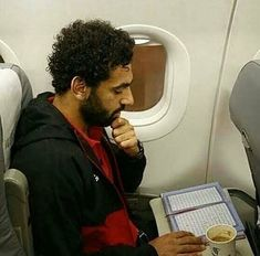 M. Salah is reading Quran. M Salah, Muhammed Salah, Liverpool Fans, Liverpool Football Club, Mohamed Salah Liverpool, Club World Cup, Premier League Champions, Best Football Players, Retro Football