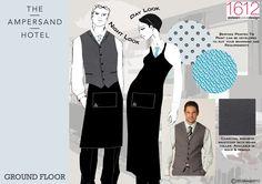 F&B Ampersand Hotel, Coat, Design, Fashion, Moda, Sewing Coat, Fashion Styles, Peacoats