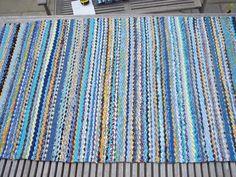 Rag rug for kitchen