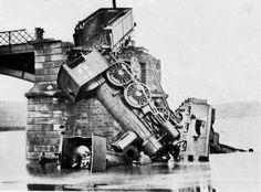 Des accidents à l'ancienne #2 accident ancien vintage 02