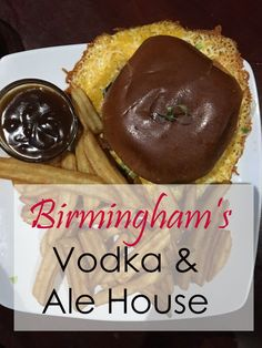 We went to Birmingham's Vodka and Ale House for burgers and salad. Excellent service, delicious drinks, and mouth watering food. Mouth Watering Food, Lunch Menu, Yummy Drinks, Birmingham, Vodka, Ale, Heart, People, Desserts