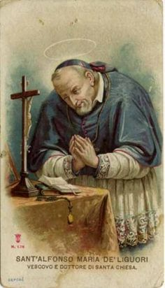 St. Alphonsus Liguori on the proofs of Christ's fulfillment of Old Testament…