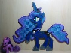 She has glowing stars in her mane and tail. Here are some more of our…