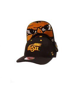 Wichita State Shockers Hat - Black WSU Watchmen Mens Hat http://www.rallyhouse.com/shop/wichita-state-shockers-5350610?utm_source=pinterest&utm_medium=social&utm_campaign=Pinterest-WSUShockers $26.99