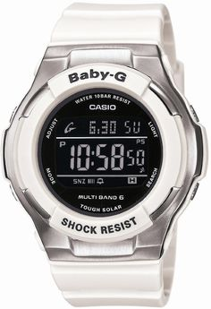 Casio Baby-G Tripper Tough Solar radio Watch BGD-1300-7BJF