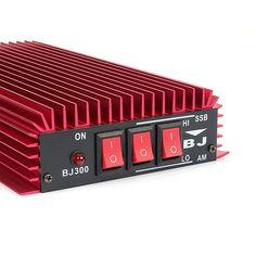BJ-300 3-30 MHz Linear Amplifier 100W