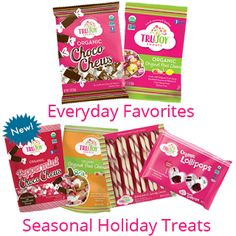 New Age Mama: Healthy Holiday Sweets are Organic and Delicious!