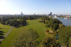 Rheinpark in Köln / #Cologne ©KölnTourismus GmbH, Dieter Jacobi