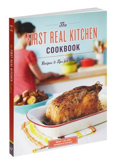 I want this. I DO cook at home already, but I love basic cookbooks. This sounds/looks awesome