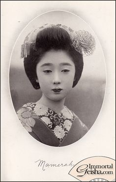 Mameraku - Late Taisho / Early Showa Maiko