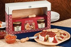 Rothschild Cheese Set Cheese Gifts, Onion Dip, Roasted Red Peppers, Friends, Onion Sauce, Amigos, Boyfriends, True Friends
