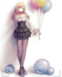 art kawaii - New Anime Girls Wallpapers Anime Sexy, Anime Fille Sexy, Manga Sexy, Art Anime Fille, Anime Sensual, Anime Girl Pink, Anime Girl Hot, Pretty Anime Girl, Beautiful Anime Girl