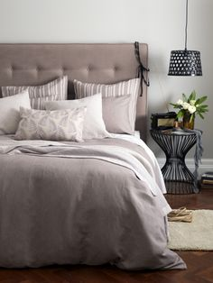 Linen Bedding - Mad About The House