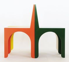 The Claudio Chair by Indoors of Arquitectura-G Modern Furniture, Furniture Design, Details Magazine, Design Department, Dezeen, Modern Retro, Everyday Objects, Cool Chairs, Kid Spaces