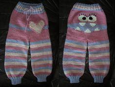 Smoochie: Oppskrift på monsterbuksen min! Leg Warmers, Ravelry, Knit Crochet, Sweatpants, Knitting, Pattern, Sweaters, How To Make, Baby