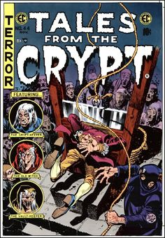 Tales From the Crypt # 44