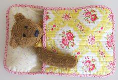 Flossie Teacakes: The Three Bears Sleeping Bag PDF Pattern