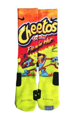 The Greatest Socks Of All Time. Period. End Of Story. Shit's A Wrap.
