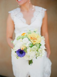 Outdoor Sonoma Wedding from Jenna Marie Photography. To see more: http://www.modwedding.com/2014/09/26/outdoor-sonoma-wedding-jenna-marie-photography/ #wedding #weddings #bridal_bouquet