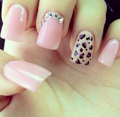 Someone teach me how to do leopard print nails