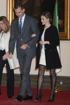 Don Felipe y doña Letizia han presidido la entrega de las Medallas de Oro al Mérito a las Bellas Artes 2014 02 DE DICIEMBRE DE 2015