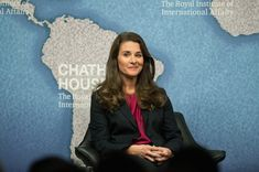 """""""In Africa, the women know death in their children and they want their children to survive."""" Melinda Gates Shames Anti-Vaxxers """"Who Have Forgotten What Measles Death Looks Like"""""""