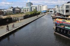 Union Canal, Fountainbridge