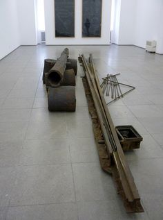 Joseph Beuys: Tram Stop, A Monument to the Future (1961-1976) - Berlin-Hamburger Bahnhof