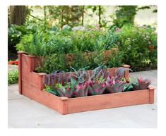 8 Raised Beds That Make It Easier to Grow Your Own Fresh Produce Raised Flower Beds, Raised Beds, Unique Flowers, Amazing Flowers, Garden Art, Garden Design, Garden Ideas, Easy Garden, Fence Ideas