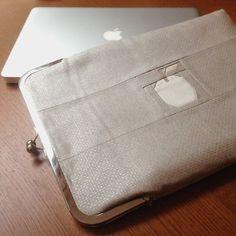 Patchwork Laptop Case