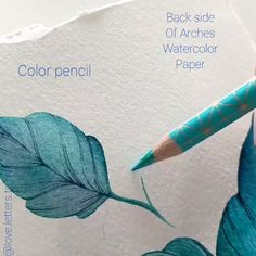 As an artist, I sell all my works. Arches Watercolor Paper, Watercolor Painting Techniques, Watercolour Tutorials, Watercolor Paintings, Watercolours, Watercolor Illustration, Painting With Watercolors, Watercolor Flowers, Watercolour Pencil Art