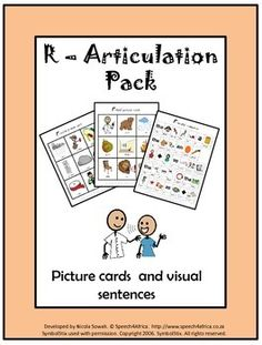 This pack contains picture cards and visual sentence strips for the /r/ sound in all word positions. Sentence Strips, Picture Cards, Teaching Resources, Teaching Ideas, Speech And Language, Speech Therapy, Teacher Pay Teachers, Sentences, Worksheets