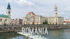 City break - Oradea, Romania City Break, Romania, Notre Dame, Mansions, House Styles, Building, Travel, Viajes, Manor Houses