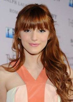 30 Hairstyles for Curly Hair with Bangs