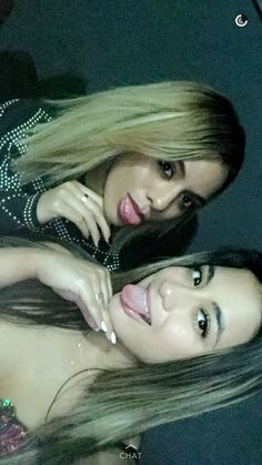 Dinah and Ally at Britney Spears' Vegas Show in April 2016 Jane Hansen, Vegas Shows, Dinah Jane, Ally Brooke, Fifth Harmony, Snapchat Stories, Normal Life, Britney Spears, Girl Group