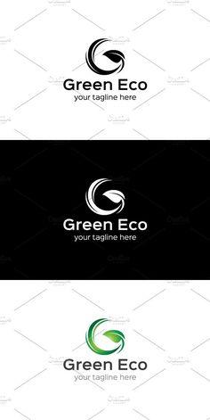 Green Eco - G Logo
