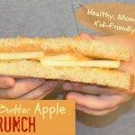Peanut Butter Apple Crunch Sandwich