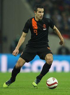 Robin Van Persie   Netherlands #9, Manchester United #20