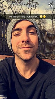 Alex gaskarth snapchat