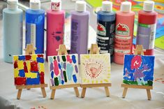 A FINE DESSERT   ART   VISUAL COMMUNICATION: Mini Masterpieces