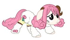 Aries [Fairy Tail] My Little Pony version