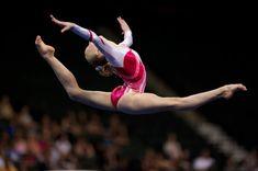 The inaugural junior to watch is Mile-High city gymnast, Polina Shchennikova. Artistic Gymnastics, Olympic Gymnastics, Gymnastics Team, Happy Leap Day, Nastia Liukin, Gymnastics Photography, Cheer Dance, Ballet, Yoga