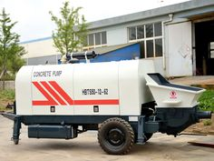 Electric concrete pumps adopt electricity as its original power. Unlike the diesel concrete pump, the concrete pump with electric engine only can work in the areas with sufficient electricity power. Water Pump Motor, Diesel Brand, Types Of Concrete, Concrete Mixers, Hydraulic Pump, Concrete Projects, Trailers For Sale, Diesel Engine, Sierra Leone