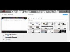 The Tech In: Cutting Video Clips in YouTube I think YouTube Video Editor might be the biggest hidden easter egg of them all. Its too bad Google or YouTube does not promote it better. This is the first in a series of videos on some of its functionality.