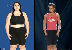 Biggest Loser: Danni Allen wins weight loss competition after dropping 121 lbs