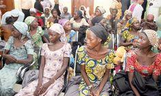 Nine Rescued Chibok Girls Missing On #BBOG List