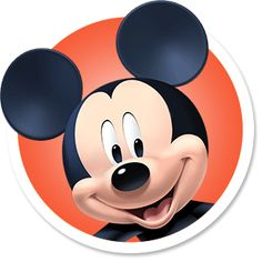 Print and color pictures of your favorite Mickey Mouse Clubhouse friends! Enjoy Mickey Mouse Clubhouse coloring pages and other fun, creative activities on Disney Junior! Disney Mickey Mouse, Mickey Mouse Clubhouse, Mickey Mouse E Amigos, Mickey Mouse Parties, Mickey Head, Mickey Party, Mickey Mouse And Friends, Elmo Party, Dinosaur Party