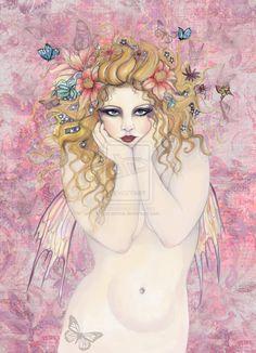 Liosa by Imramma.deviantart.com on @deviantART