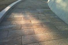 Ironwood Sandstone Natural Cleft Paving #stonepaving #stonesupplier #landscapestone  #stoneflooring #sandstone