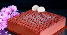 Готовим карамельный велюровый торт с облепихой!